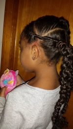 Midweek Hairdo Re-Mix themixedmamablog.com