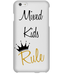 Mixed Kids Rule-Phone Case