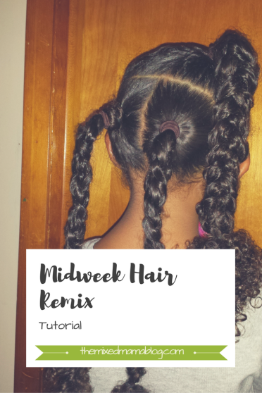 Midweek Hair Remix Tutorial