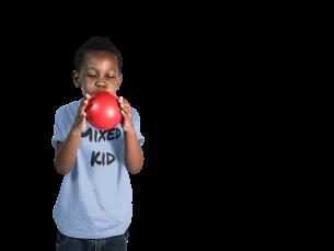 Mixed Kid Tee