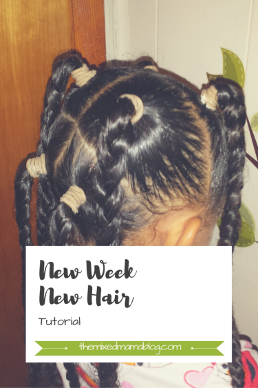New Week New Hair Tutorial: Multiracial/Multicultural/Biracial/mixed hair care