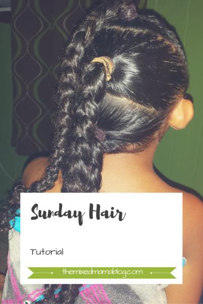 Sunday Hair: Tutorial: Multiracial/multicultural/mixed/biracial Hair care