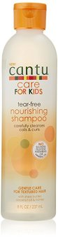 Cantu Care For Kids Tear Free Nourishing Shampoo - Gentle Care for Textured Hair