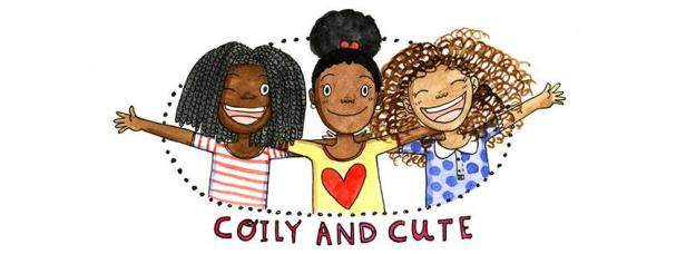 Coily and Cute (coilyandcute.com) Facebook Cover Picture