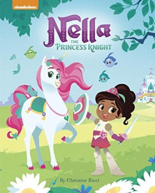 Nella the Princess Knight by Christine Ricci