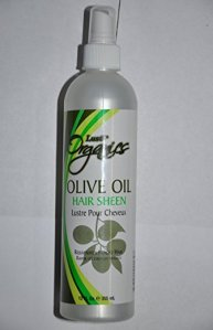 Lusti Organics Olive Oil Hair Sheen