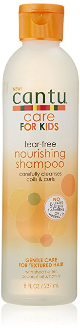 Cantu Care for Kids Tear Free Nourishing Shampoo