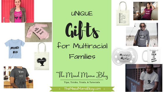 Unique Gifts for Multiracial Families