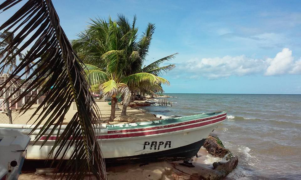 Dangriga started as a fishing village - fresh fish daily