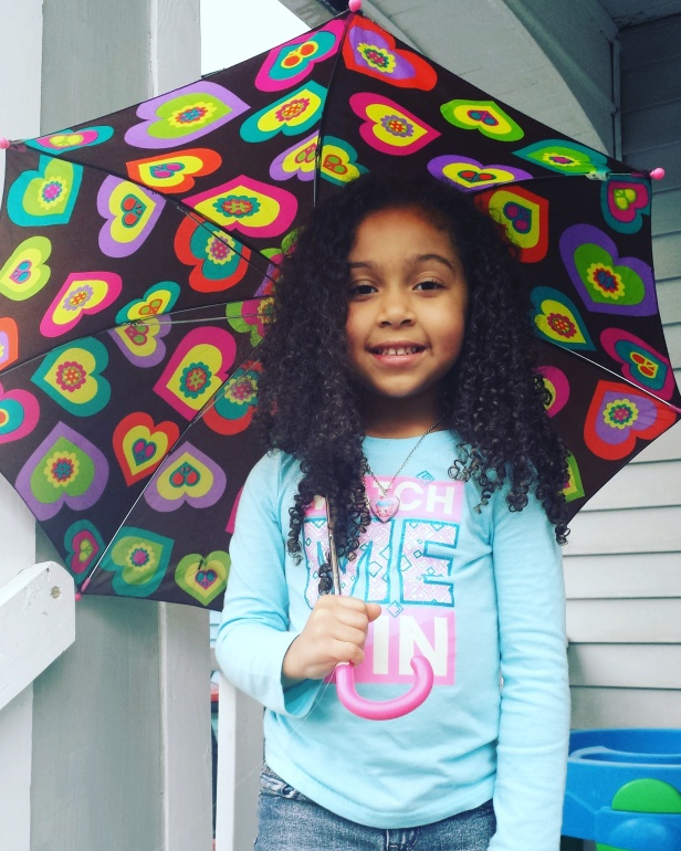 Cantu Care for Kids Review _ Nourishing Shampoo and Curling Creme _ Hair Pic _ by TheMixedMamaBlog