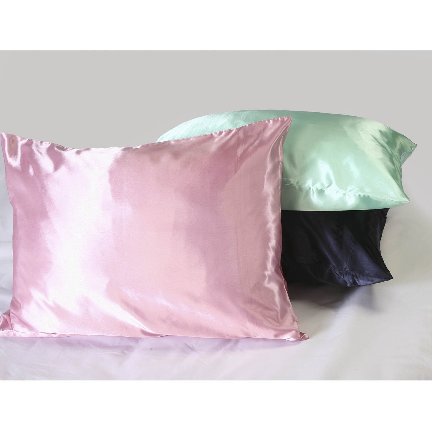 Sweet Dreams Luxury Satin Pillowcase with hidden zipper