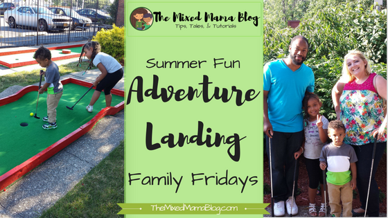 Mini Golf At Adventure Landing Family Fridays The