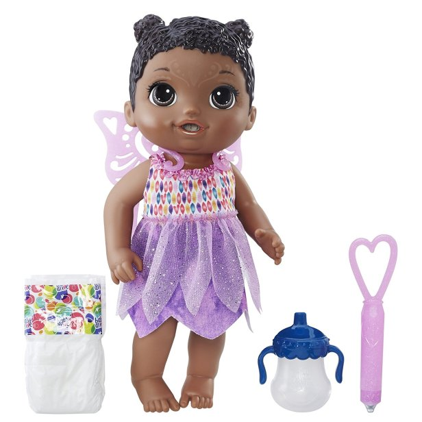 Baby Alive Face Paint Fairy - African American