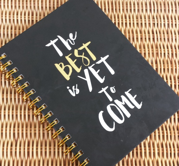 The Mixed Mama Blog Goal Setting Journal
