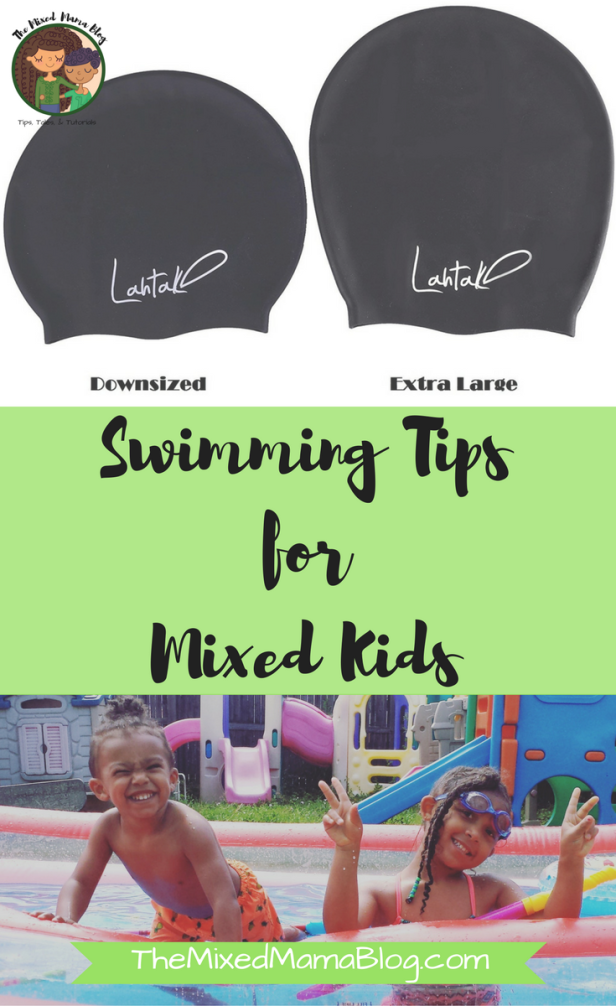 Swimming Tips for Mixed Kids _ Suggestion Sunday - By The Mixed Mama Blog