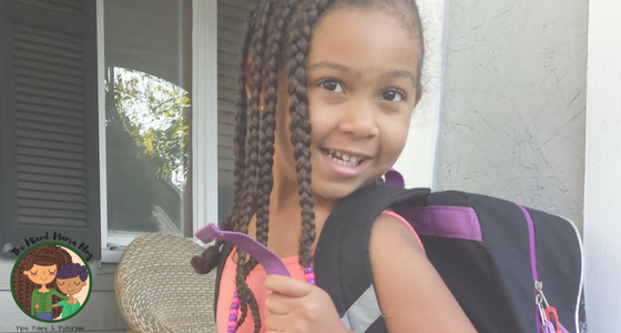 Mixed Girls Hair Styles: Back To School Hairstyle Ideas For Curly Hair Cuties