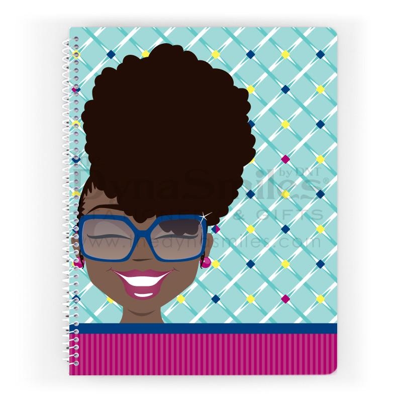 Back to School items for multiracial kids _ DynaSmiles Notebook